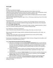 ECO100Y1 Lecture Notes - Oligopoly
