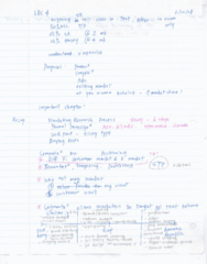 MGM230H5 Lecture Notes - Lecture 4: Pareto Principle, Valine, Psychographic