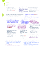 RLGA01H3 Study Guide - Orthopraxy, Jain Cosmology, Jain Philosophy