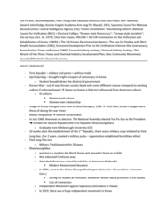 Lecture Notes for Oct. 7, 2010