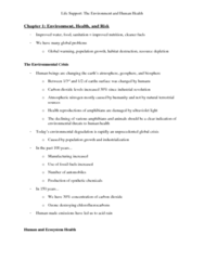 EESA10H3 Chapter Notes - Chapter All: Cichlid, Gram-Positive Bacteria, Gallium Arsenide