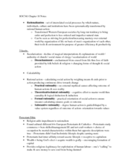 notes for chapter 10 textbook reading associated with lecture 2