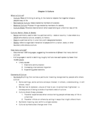Detailed Textbook Notes Chapter 3