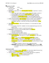 MGTA01H3 Study Guide - Walmart, Money Supply, Liquor Control Board Of Ontario