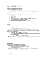 reading notes