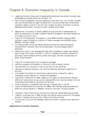 SOCA01H3 Study Guide - Economic Inequality