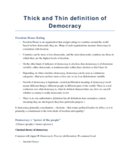 thick-and-thin-definition-of-democracy