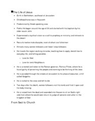 christianity-study-guide