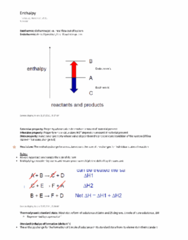 lecture-notes-on-enthalpy-condensed-with-diagrams-from-lecture-slides-hess-s-law-enthalpy-of-formation-bond-dissociation-energy-etc-