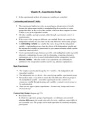 psyb01-textbook-notes-chapter-8