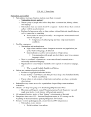POL101Y1 Study Guide - Collective Action, Switchman, Kyoto Protocol