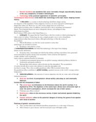 SOCA02H3 Lecture Notes - Acid Rain