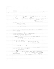 Lecture 3 - Lines, Distance, Line to Vector Notations