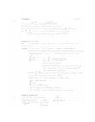Lecture 20 - Application of Green's Theorem