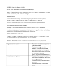 levers-of-control-for-implementing-strategy-ch-14