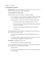 PSYA02 chapter 14 notes part 2