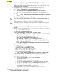 RLG347H5 Study Guide - Final Guide: Gathas, Daena, Zoroastrianism