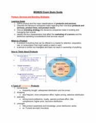 MGM230H5 Study Guide - Final Guide: Marketing Mix, Direct Marketing, Intangibility