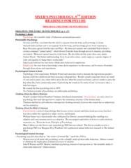 PSY 1101 Lecture Notes - Margaret Floy Washburn, Wilhelm Wundt, B. F. Skinner