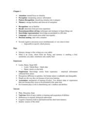 PSYB57H3 Chapter Notes - Chapter 1: Wax Tablet, B. F. Skinner, Tabula Rasa