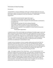 Psychology 3301F/G Chapter Notes -Xu, U.S. Steel, World Socialist Web Site