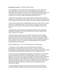 Psychology 3301F/G Chapter Notes -Xu, Wvaz, Wwzy