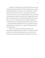Classical Studies 3400E Lecture Notes - Sexual Penetration, Hubris