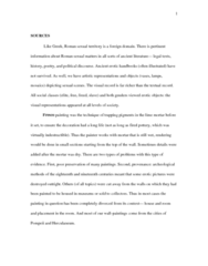 Classical Studies 3400E Chapter Notes -Phallus, Fascinus, Apotropaic Magic