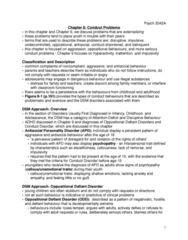 Psychology 2042A/B Chapter Notes - Chapter 8: Antisocial Personality Disorder, Relational Aggression, Nondestructive Testing