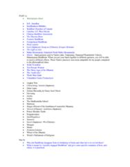 RLG206H5 Study Guide - Final Guide: Vimalakirti Sutra, Exoteric, Thích Nhất Hạnh