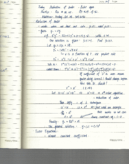Applied Mathematics 2402A Lecture Notes - Product Rule