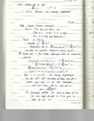 Applied Mathematics 2402A Lecture Notes - Tachykinin Receptor 1