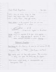 CIVENG 2O04 Chapter Notes - Chapter 2: Newtonian Fluid, Bulk Modulus, Jeotgal