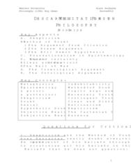 Descartes Handout.pdf