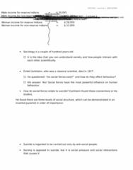 SOCA01H3 Lecture Notes - Agnosticism, Disembowelment, Soltyrei
