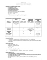 cardiovascular-summary-doc