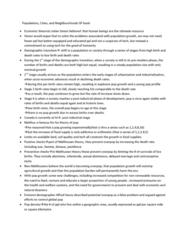 SOC102H1 Chapter Notes -Urban Sprawl, Healthy City, Environmentalism