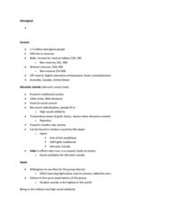SOC479H1 Lecture Notes - Altruistic Suicide, Disembowelment, List Of Dune Fremen