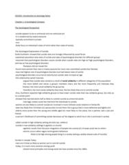 SOC479H1 Lecture Notes - The Sociological Imagination, Talcott Parsons, Scientific Revolution