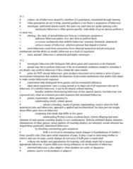 BIOL 1020 Lecture Notes - Courtship Display, Haliotis Rufescens, Fosb