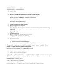 MGAD20H3 Lecture Notes - External Auditor, Financial Audit, Internal Audit