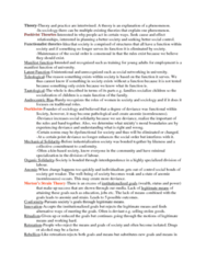 SOC 2070 Study Guide - Final Guide: White-Collar Crime, Anomie, Drug Culture