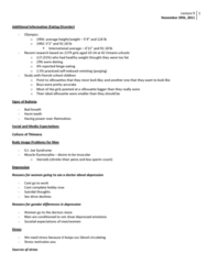 PSYC 3480 Lecture Notes - Lecture 9: Complex Post-Traumatic Stress Disorder, Semen Analysis, Substance Abuse
