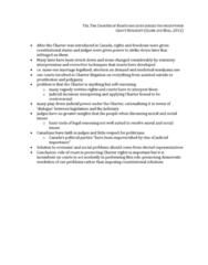 SOC323H5 Chapter Notes -Statutory Interpretation