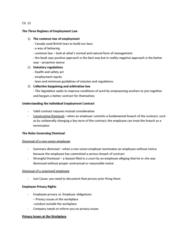 HRM 2600 Lecture Notes - Positive Discipline, Absenteeism, Due Process