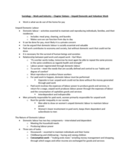 Sociology 2169 Chapter Notes - Chapter 16: Social Capital, Working Poor, Postpartum Depression