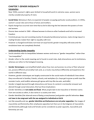 SOC101Y1 Study Guide - Midterm Guide: International Inequality, Asthma, Investment