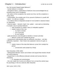 Psychology 2135A/B Study Guide - Midterm Guide: Connectionism, Entorhinal Cortex, Baddeley'S Model Of Working Memory