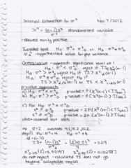 STAT 244 Lecture Notes - Dtz