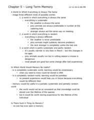 Psychology 2135A/B Study Guide - Midterm Guide: Standard Model, Hermann Ebbinghaus, Karijotas